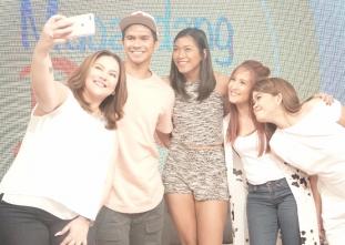 Kiefer and Alyssa on Magandang Buhay
