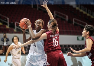 Lady Bulldogs celebrate 5-0 by feasting on Lady Maroons