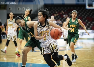 UAAP 79 Women's Basketball: UST def. FEU, 65-61