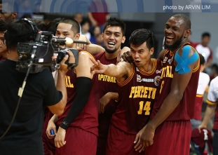 Perpetual stays alive after finally scoring one vs San Beda