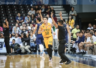 FEU charges through NU en route to solo second