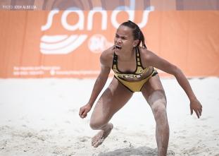 UAAP 79 Women's Beach Volleyball Finals: UST def. FEU