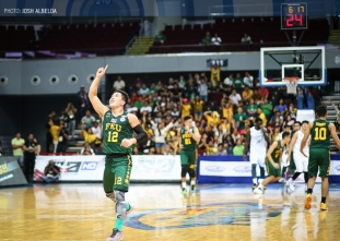 Arong wins it for Tamaraws against Bulldogs