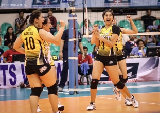 Tigresses add Lady Maroons to list of victims for 4-0 slate