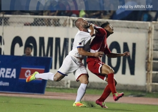 Frustrated Azkals fall to North Korea in friendly match