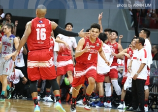 Red Lions sweep Chiefs in NCAA 92 Finals