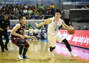 DLSU douses cold water on UP in Teng's return