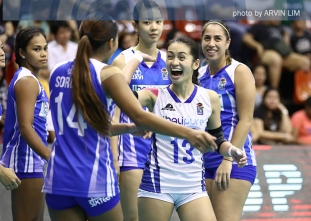 BaliPure sinks UP, collects third straight win