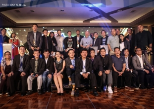 2016 PBA Press Corps Awards