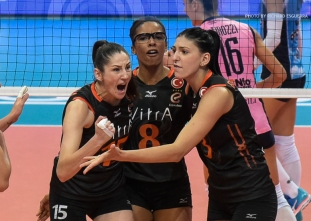 Eczacibasi VitrA makes history, wins back-to-back titles
