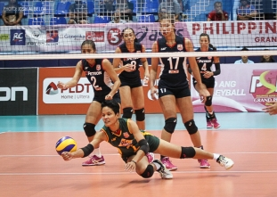 Petron takes solo lead in ambush of Army