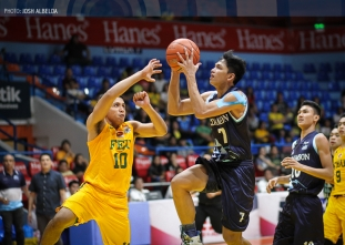 Adamson closes in on playoff return after closing out FEU