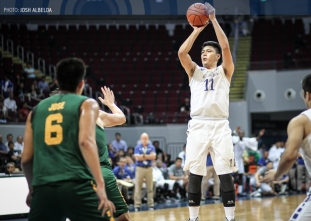 Ateneo lights up FEU for share of second