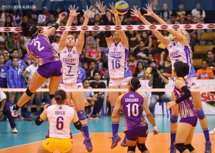 Lady Warriors repulse Transformers, near second SVL title