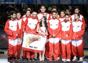 IN PHOTOS: PBA officially opens 42nd season