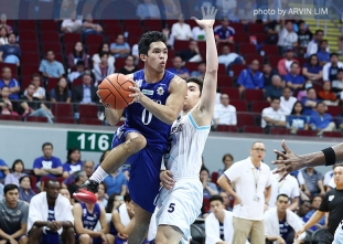 Ravena lifts Ateneo over Adamson and onto second-seed