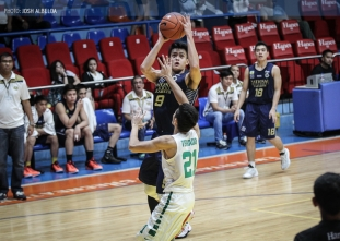 UAAP 79 Jrs. Basketball: NU defeats DLSZ, 80-55