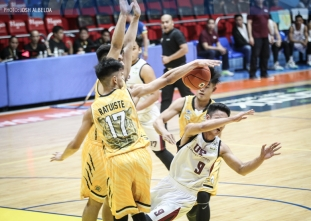 UAAP 79 Jrs. Basketball: UST defeats UPIS, 69-67