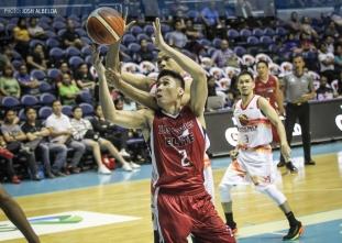 Mac Belo makes presence felt in Elite's historic win