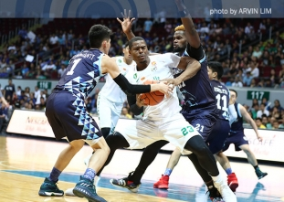 Archers advance to Finals after fighting off feisty Falcons