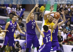 Ateneo dethrones FEU, sets up 'Dream Finals' with DLSU