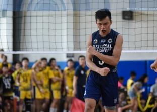 UAAP Boys' Volleyball Finals: NU defeats UST