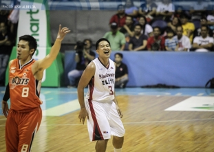 CHARGE! Miranda game-winner gives Elite second straight win