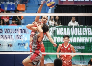 NCAA 92 Men's Volleyball: SBC vs LPU - Nov 28