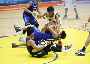 UAAP 79 Jrs. Basketball: ADMU defeats UPIS, 79-55