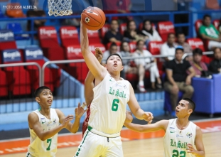 UAAP 79 Jrs. Basketball: DLSZ defeats UE, 86-54