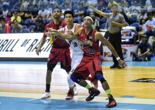 San Miguel extends mastery of Alaska with comeback win