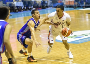 Newsome and Daquioag team up in Meralco's beatdown of NLEX
