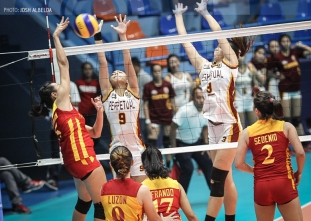 NCAA 92 Women's Volleyball: UPHSD defeats Mapua