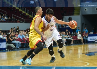 Lee-led Star gets first win at the expense of Yeng's NLEX