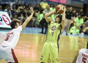 Romeo tows Globalport past fighting Ginebra side