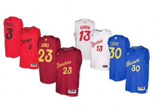 Christmas gift suggestions from the NBA Store