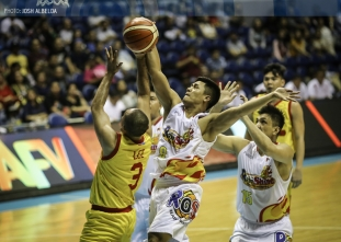 Lee's Star takes emotional win against Yap's ROS
