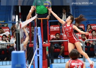 NCAA 92 Women's Volleyball: Arellano vs LPU