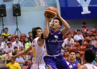 CafeFrance downs Tanduay in early season clash of titans