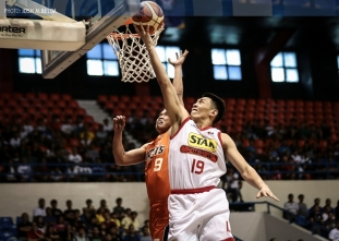 Star destroys Meralco to make Philippine Cup Playoffs