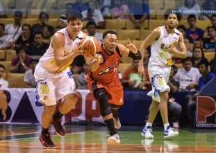 Aces claim no. 2 seed after gutsy victory over Rain or Shine