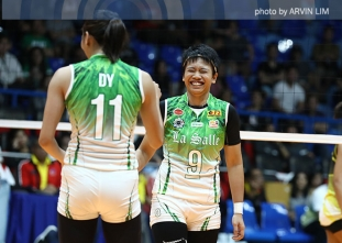 Lady Spikers turn back Tigresses for back-to-back  wins