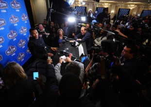 2017 NBA All-Star Weekend Gallery - Media Availability