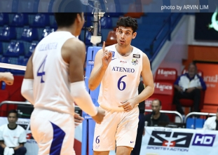 Blue Eagles drub Red Warriors, remain perfect in 5 games