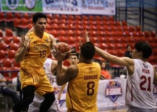 Mark Cruz shows way as Tanduay routs Blustar