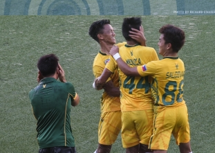 FEU returns to winning after edging out NU in men's football
