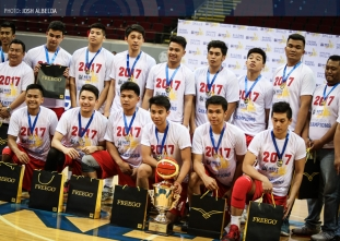 BRIDESMAID NO MORE: San Beda crowned king of NBTC Division 1