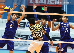 Blue Eagles secure Final Four twice-to-beat