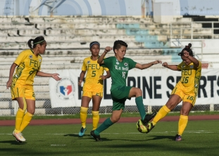 DLSU ladies score comeback win against FEU