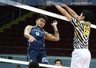 Adamson spoils UST's semifinals entry
